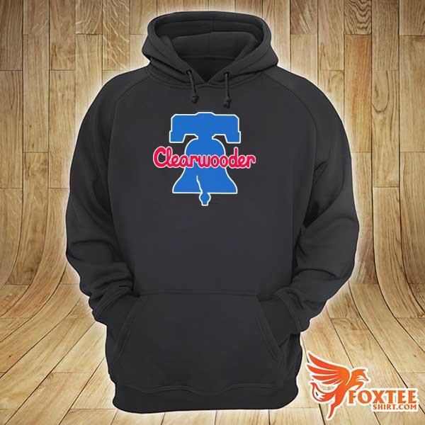 Clearwooder Philadelphia Phillies Shirt hoodie