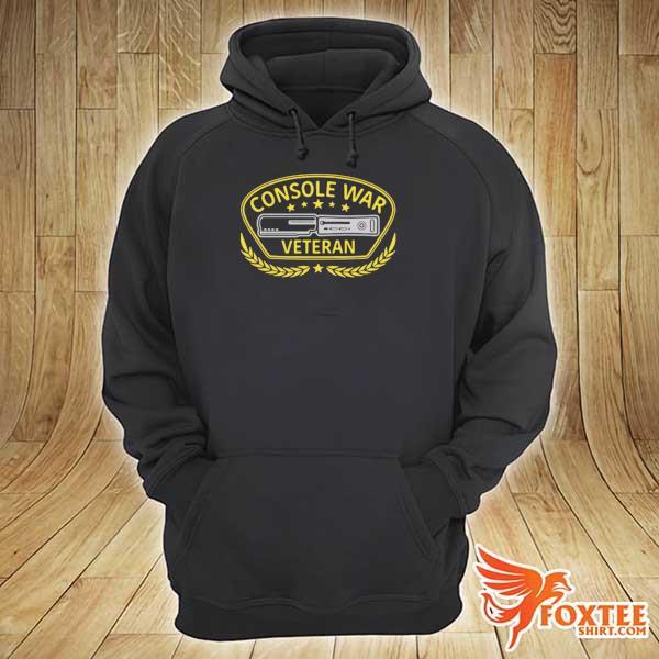 Console war veteran s hoodie