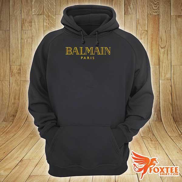 Awesome balmain fashion paris hoodie