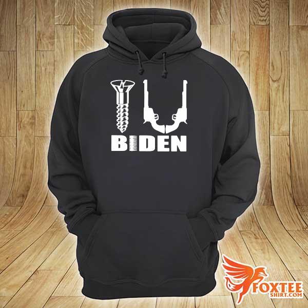 Awesome biden gun hoodie
