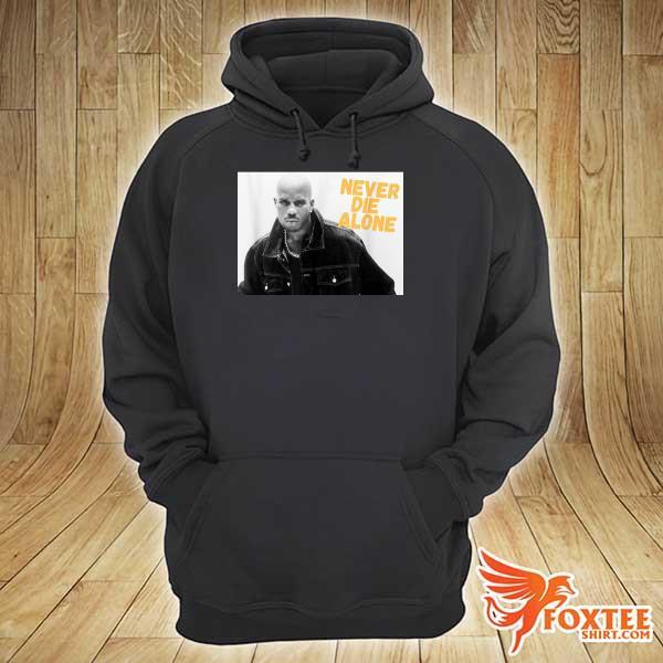 Awesome dmx never die alone hoodie