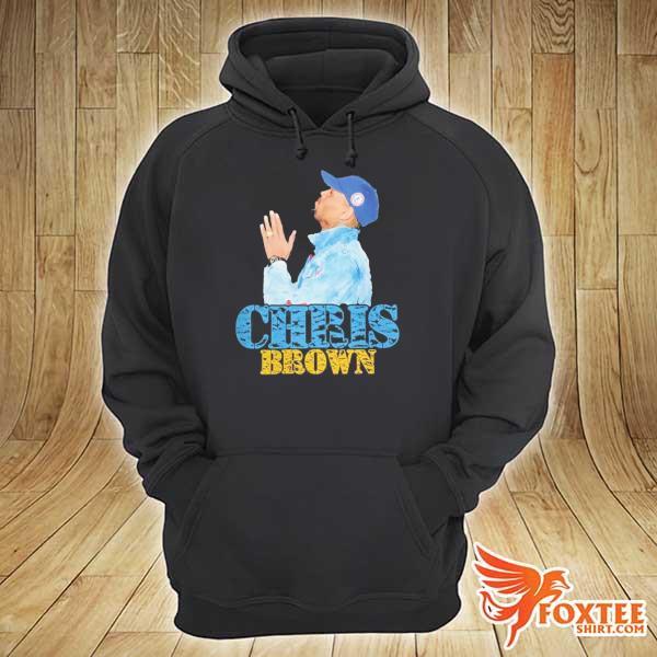 Awesome jioreksfm chris brown hoodie