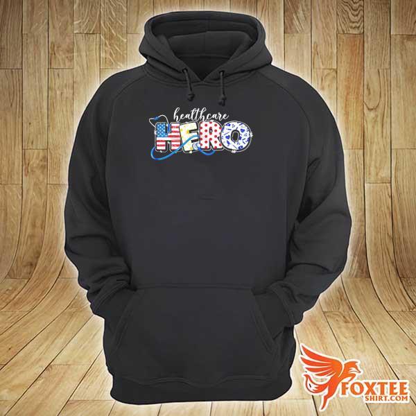 Healthcare hero nurse s hoodie