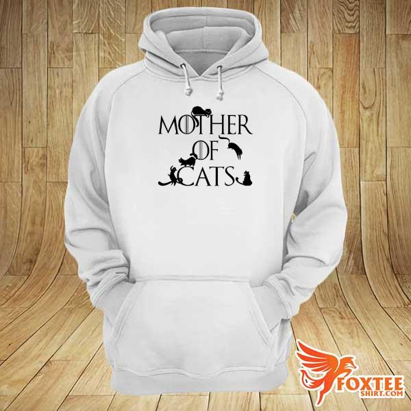 Original mother of cats game of thrones hoodie