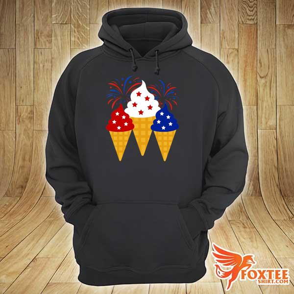 Creams American 4th Of July Independence Day Shirt hoodie