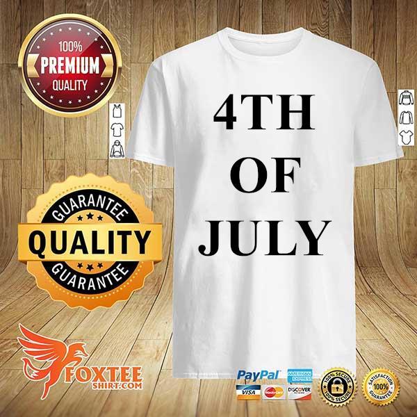 Foxteeshir - 4th of july shirt