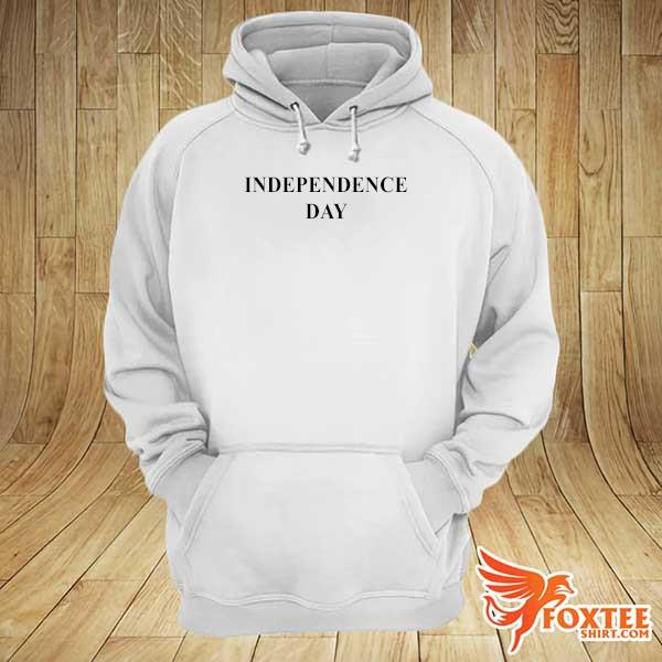Foxteeshirt - Independence Day Shirt hoodie