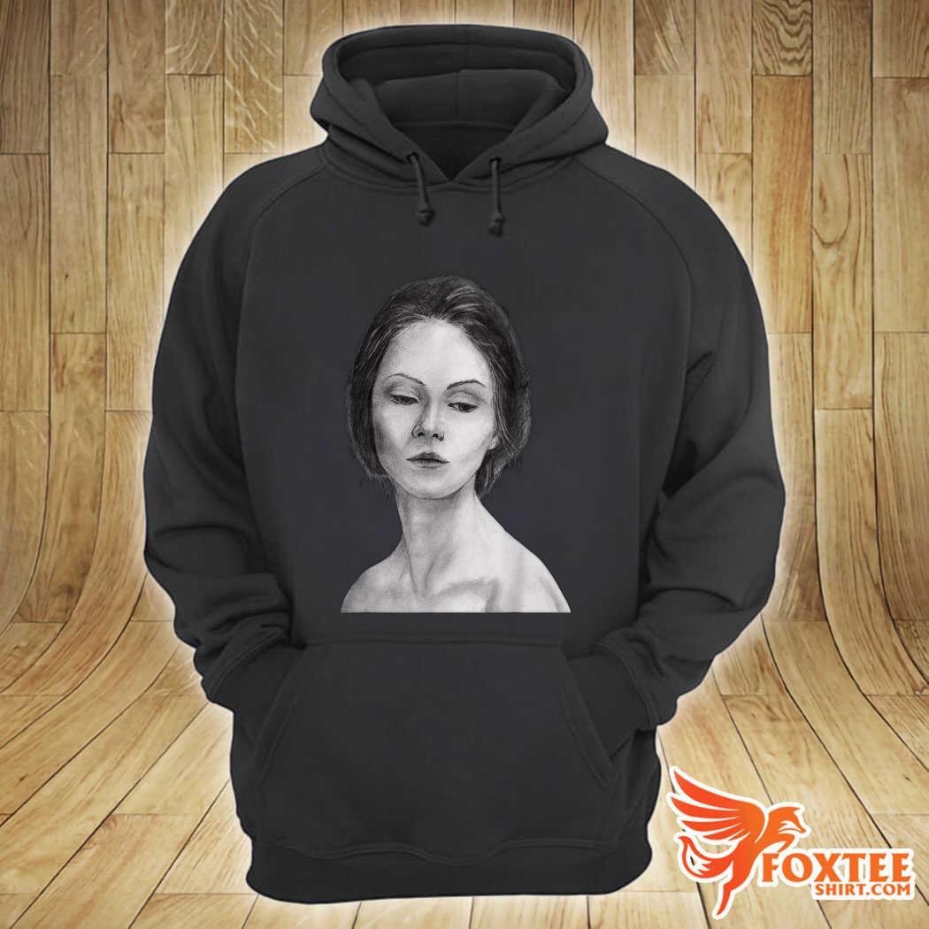 Sketch Of A Woman Shirt hoodie