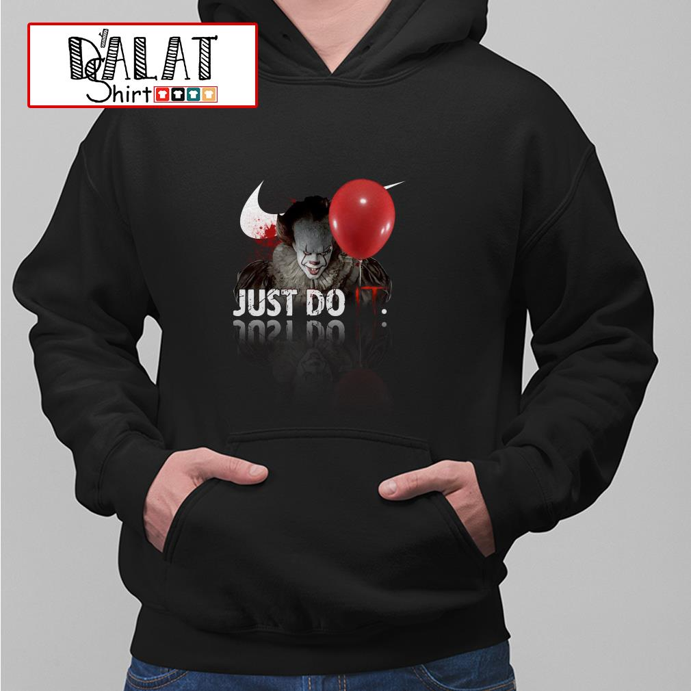 Nike Pennywise just do it Hoodie