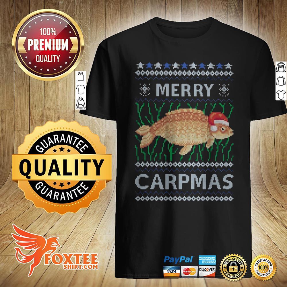 Merry Carpmas Christmas Sweater