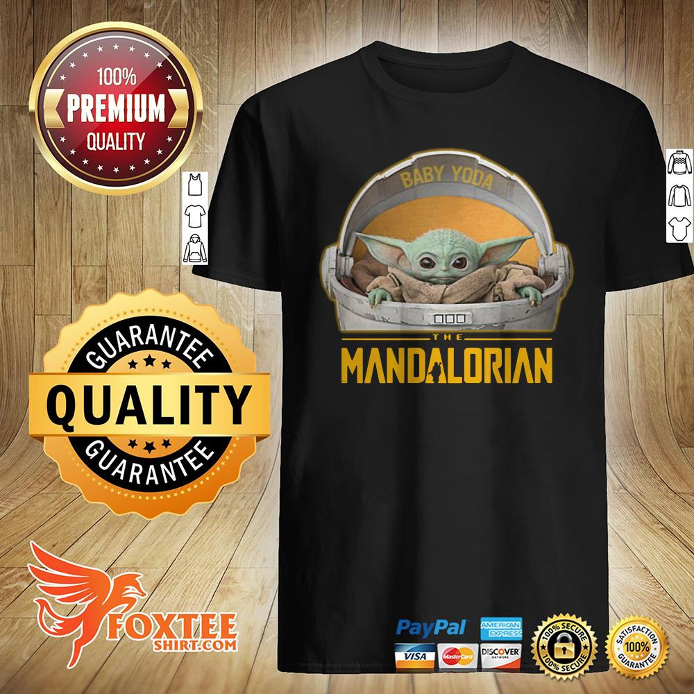 Official Baby Yo Da The Mandalorian Sweater