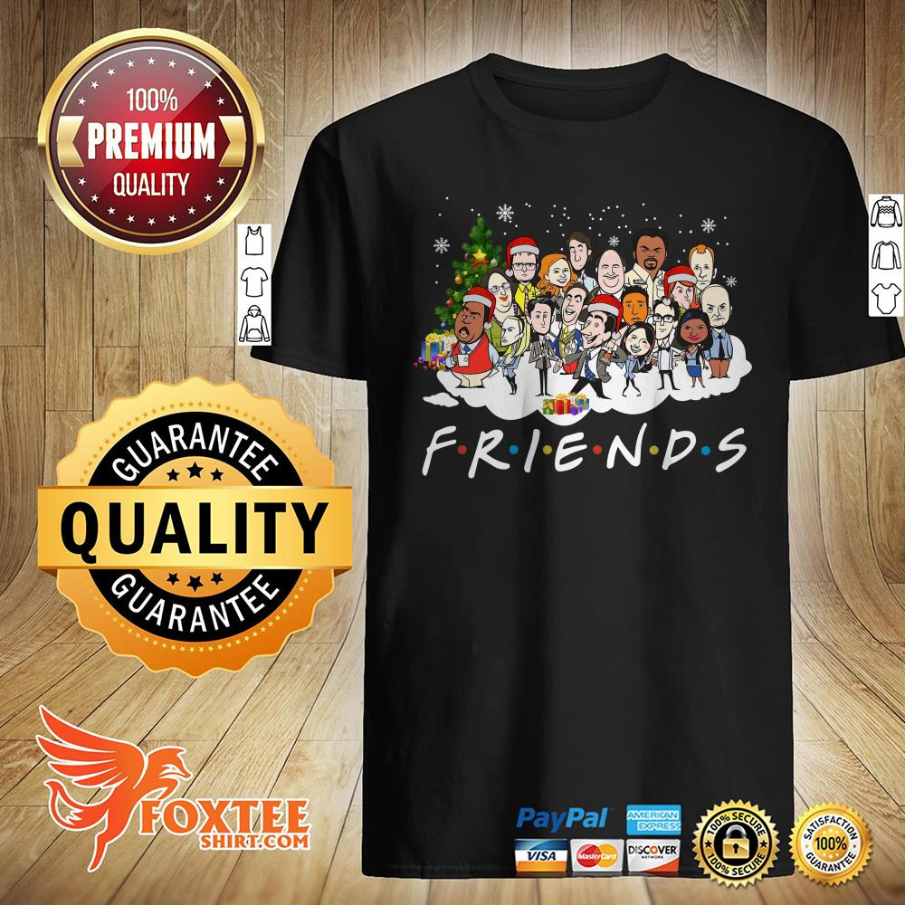 Official The Office Friends Merry Christmas Sweater