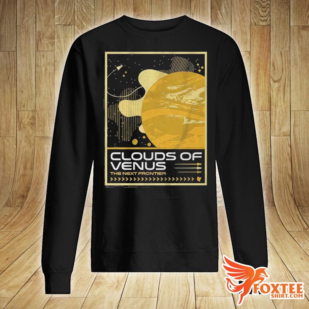 Clouds of Venus Shirt sweater