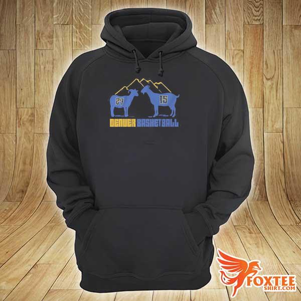 Denver Mountain Goats Shirt hoodie