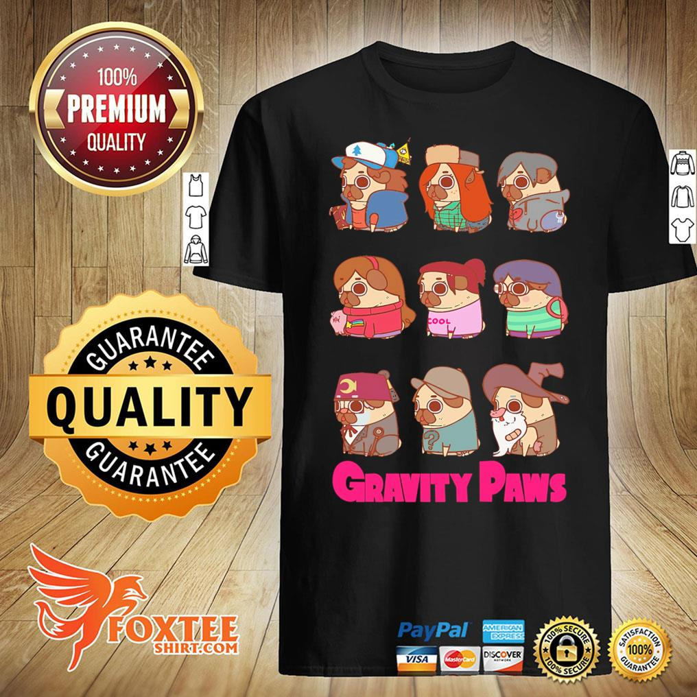 Gravity Paws Shirt