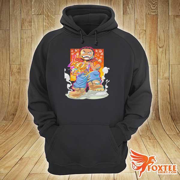 Inevitable Irresponsibility Shirt hoodie