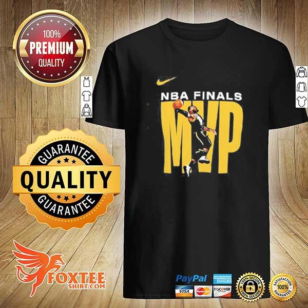 2020 NBA Finals LeBron James MVP Shirt