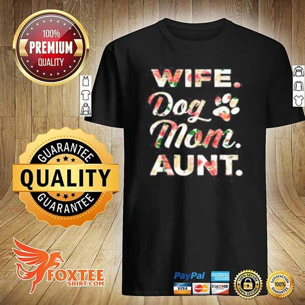 2020 dog mom shirt wife dog mom aunt youth hoodie