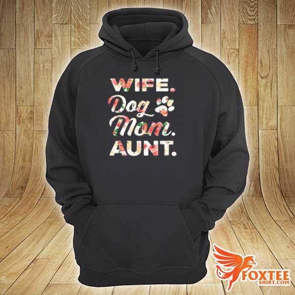 2020 dog mom shirt wife dog mom aunt youth hoodie hoodie