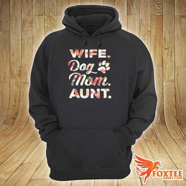 2020 dog mom shirt wife dog mom aunt youth hoodie hoodie