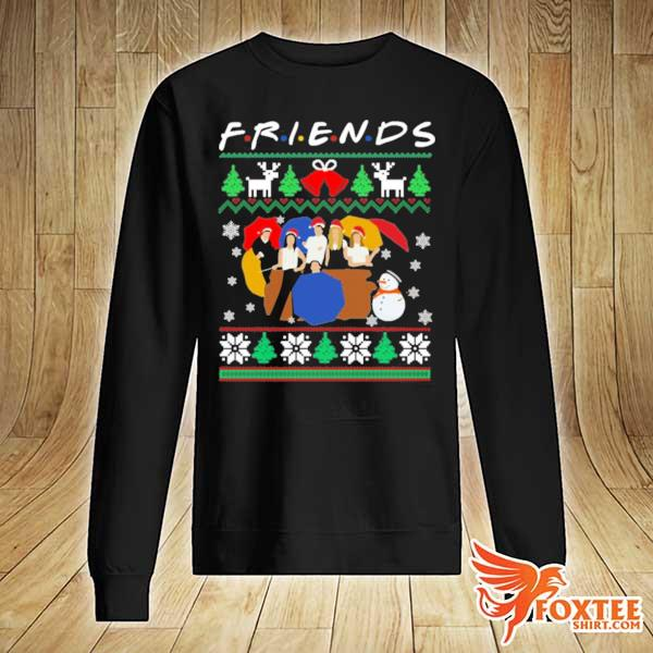 2020 friends tv show christmas 2020 sweats sweater
