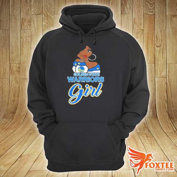 2020 golden state warriors girl nba v-neck t-s hoodie