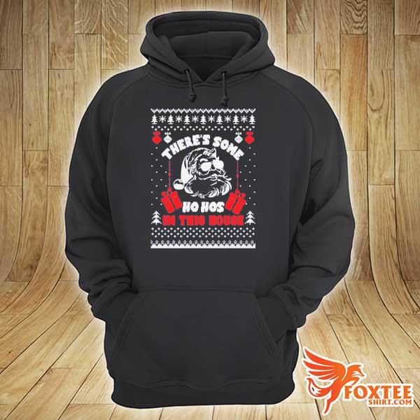 2020 there's some ho hos in this house ugly christmas sweater hoodie