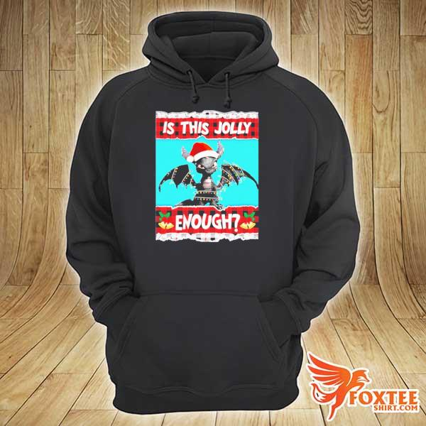 2020 toothless is this jolly enough christmas sweats hoodie