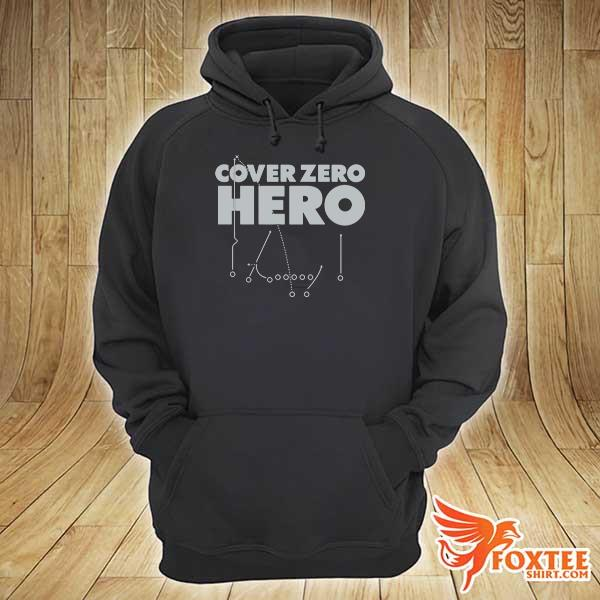 Cover Zero Hero Las Vegas Football s hoodie