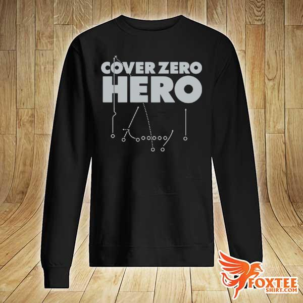 Cover Zero Hero Las Vegas Football s sweater