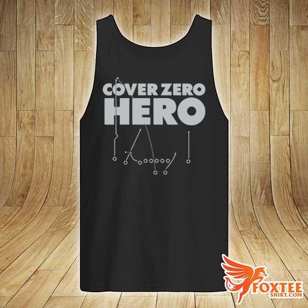Cover Zero Hero Las Vegas Football s tank-top