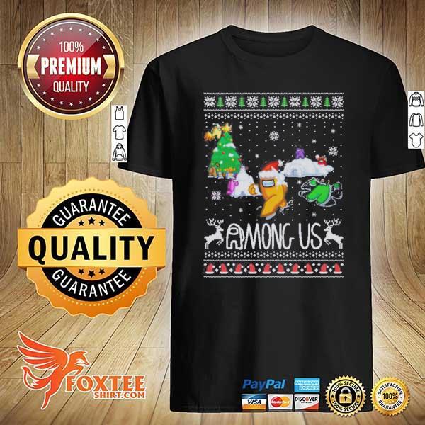 Original among us christmas xmas ugly sweatshirt