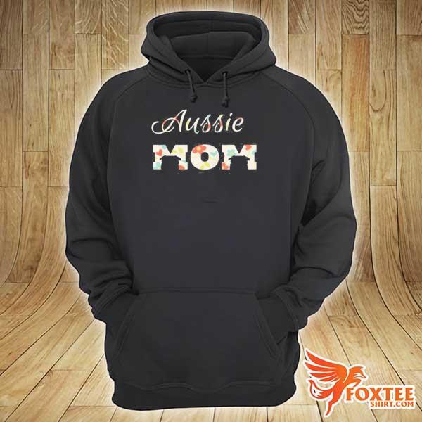 Aussie mom zip aussie mom for women zip s hoodie