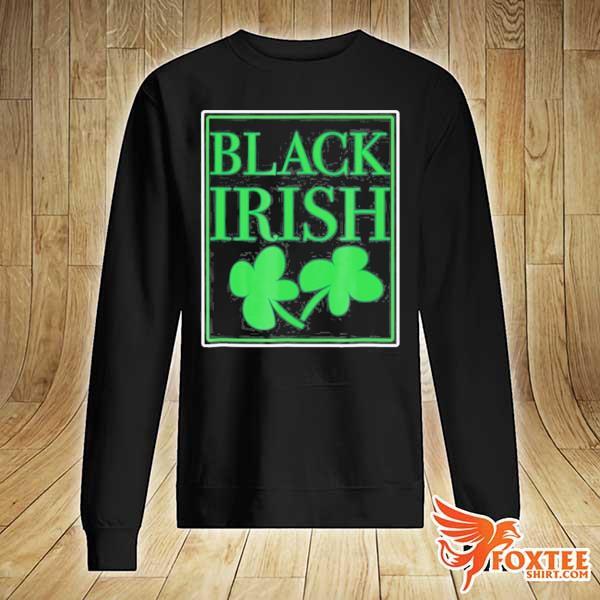 Black irish st. patrick's day s sweater