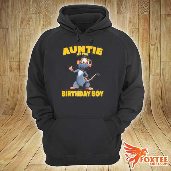 Booba auntie of the birthday boy s hoodie