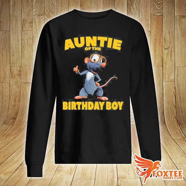 Booba auntie of the birthday boy s sweater