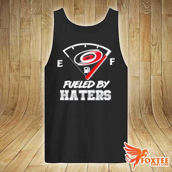 Carolina hurricanes nhl hockey fueled by haters sports youth sweater s tank-top