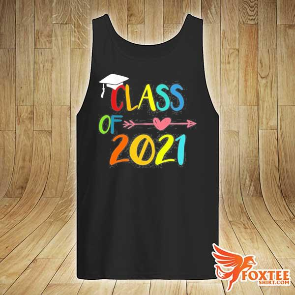 Class of 2021 senior 2021 ver2 s tank-top