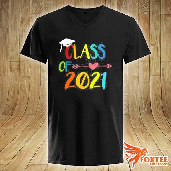 Class of 2021 senior 2021 ver2 s v-neck
